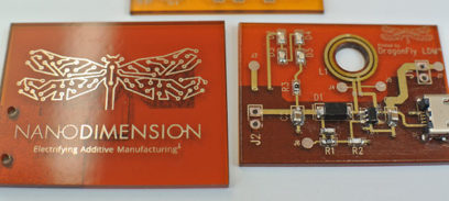 3D Printed Electronic Parts