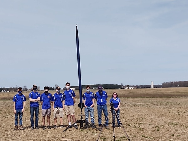 The Spring Grove Area High School Rocketry Team Takes Flight with 3DPS!